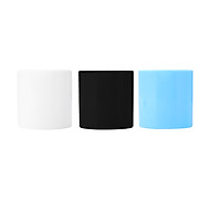 Premium Mini Wireless Stereo Cylindrical Bluetooth Speaker Low-frequency Audio System Smart Portable Support Hands Free thumbnail