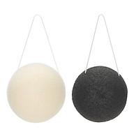 2PCS Set Face Clean Sponge Facial Puff Face Washing Sponge Facial Cleaning Cleansing Tool For Facial Care thumbnail