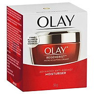Olay Regenerist Advanced Anti-Ageing Micro-Sculpting Face Cream 50g thumbnail