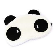 Tấm bịt mắt ngủ hình gấu panda, kiểu dáng dễ thương, ngộ nghĩnh thumbnail
