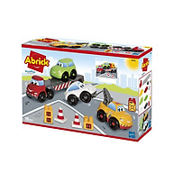 Đồ chơi Mô hình ECOIFFIER Bộ xe phương tiện giao thông 003345 thumbnail