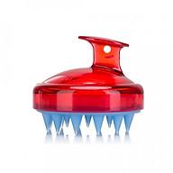 Bàn Chải Massage Gội Đầu Răng Lược Silicon thumbnail