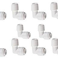 Bộ 10 cút máy lọc nước, cút máy lọc nước nối nhanh dây 6 thumbnail