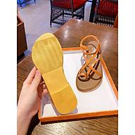 Xăng đan xỏ ngón, dép kẹp nữ, sandal du lịch chất liệu da cao cấp thumbnail