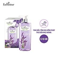 [HQ] Tinh dầu tắm Enchanteur Naturelle Lavender thư giãn nhẹ nhàng 510gr thumbnail