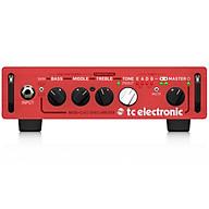 TC Electronic BH250 250 Watt Micro Bass Head with TonePrint Effects and Integrated Tuner-Hàng Chính Hãng thumbnail