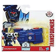 Robot SOUNDWAVE RID phiên bản biến đổi siêu tốc TRANSFORMERS C2339 B0068 thumbnail