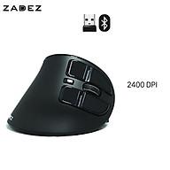 Chuột Bluetooth Zadez M398 Đen - Hàng chính hãng thumbnail