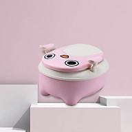 Bô vệ sinh trẻ em giúp bé tự đi vệ sinh dễ dàng thumbnail