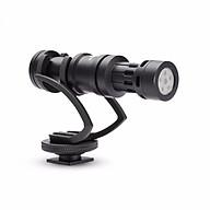 Micro cho điện thoại, máy ảnh, máy quay Comica CVM-VM10II-R - Hàng chính hãng thumbnail