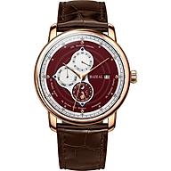 Đồng hồ nam HAZEAL H1319-3 chính hãng Thụy Sỹ thumbnail