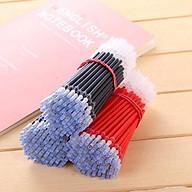 10 Ngòi bút mực 0.5mm đen xanh đỏ thay ruột bút thumbnail