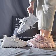 Giày Sneaker Tăng Chiều Cao Phối Dây Siêu Xinh thumbnail