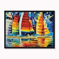 Tranh cao cấp Cánh thuyền buồm trên biển Model AZ1-0245 thumbnail