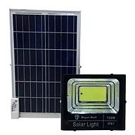 Đèn pha LED năng lượng mặt trời 150W thumbnail