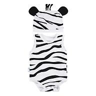 Bộ Bodysuit Hình Con Ngựa Vằn Mihababy BDS08 Zebra thumbnail