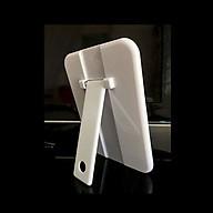 Gương trang điểm đề bàn chân gập hình chữ nhật S03 ( KBOX1998) dùng để trang điểm, Trang trí phòng, Hàng chính hãng thumbnail