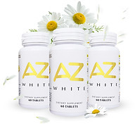 Combo 3 hộp viên uống trắng da AZ White tặng 1 Hộp AZ White 60 viên thumbnail