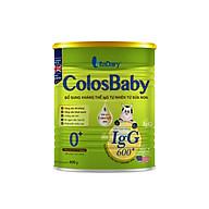 Sữa non COLOSBABY 600 IgG 0+ (400G) thumbnail