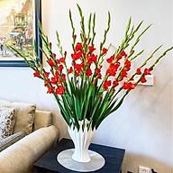LỌ HOA BÀN TAY PHẬT Gốm sứ Bát Tràng - Lọ trang trí - Bình trang trí - Bình cắm hoa siêu đẹp - 23cm thumbnail