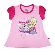 Áo Thun Tay Ngắn Tay Bé Gái Barbie B-5712-08 thumbnail