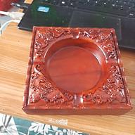 Gạt tàn thuốc gỗ hương khảm cao cấp siêu đẹp sang trọng thumbnail