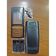 Vỏ điện thoại dành cho Nokia X2-02 đen thumbnail