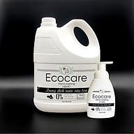 Nước rửa tay hữu cơ diệt khuẩn dạng bọt hương Nhài 4000ml thương hiệu Ecocare ( tặng kèm vỏ tạo bọt) thumbnail
