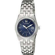 Citizen Women s Eco-Drive Stainless Steel Watch with Date, EW2290-54L thumbnail