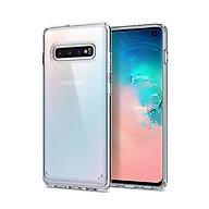 Ốp lưng cho Samsung Galaxy S10 SPIGEN Ultra Hybrid - Hàng chính hãng thumbnail