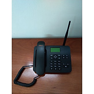 Điện thoại bàn cố định không dây lắp các loại sim cố định, di động Viettel, Mobi, Vina... thumbnail