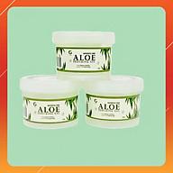 Combo 3 Gel Nha đam G-TREE nhập khẩu Hàn Quốc - Aloe Soothing Gel - 100g hủ thumbnail