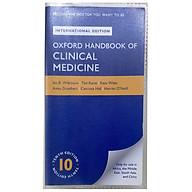Oxford Handbook Of Clinical Medicine, International Edition (Tenth Edition) thumbnail