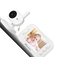 Thiết bị ghi âm 2 chiều, giúp trông trẻ, chuyên dùng cho ba mẹ bỉm sữa ( Tặng bộ 100 ngôi sao phát sáng trang trí ) thumbnail
