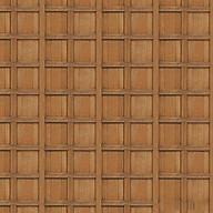 Giấy dán tường Hàn Quốc nhiều ô vuông giả Gỗ- 82958-2 thumbnail