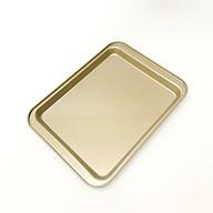 Khay Nướng Bánh Chữ Nhật Chống Dính 24 18 2cm (Mầu Vàng) thumbnail
