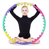 Vòng Lắc Eo Giảm Mỡ Bụng, Vòng Lắc Eo Thon Massage Giảm Mỡ Bụng - Hàng Chính Hãng (màu ngẫu nhiên) thumbnail