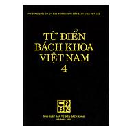 Từ Điển Bách Khoa Việt Nam - Tập 4 thumbnail