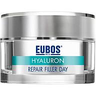 Kem Dưỡng Da Chống Nắng Ban Ngày Chống Lão Hóa SPF 20+ UVA EUBOS Anti-age Hyaluron Repair Filler Day (50ml) thumbnail