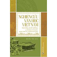 Nghiên Cứu Văn Học Việt Nam - Những Khả Năng Và Thách Thức thumbnail