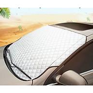 Bạt che nắng kính lái ô tô cao cấp - Cách nhiệt chống nóng hiệu quả thumbnail