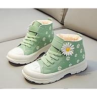 Giày bốt bé gái phong cách thể thao từ 3 đến 14 tuổi - TB94 thumbnail