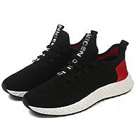 Giày thể thao nam giày chạy bộ Pettino gót đỏ NS05 thumbnail