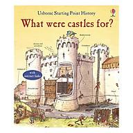 Usborne What Were Castles For thumbnail