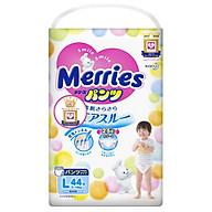 Tã quần Merries size L44 thumbnail