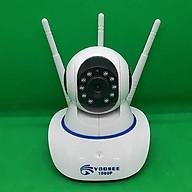 Camera IP WIFI trong nhà YooSee 2.0 ( 3 anten, 11 led HD) + Thẻ nhớ 32G - Hàng Nhấp Khẩu thumbnail
