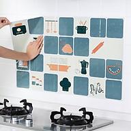Bộ 2 tấm giấy dán bếp cách nhiệt chống dầu mỡ loại lớn ( 2 tấm) thumbnail