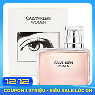Calvin Klein Women Eau De Parfum 100ml Spray thumbnail