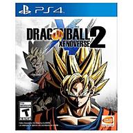 Dragon Ball Xenoverse 2 Đĩa game PS4 US Hàng nhập khẩu thumbnail