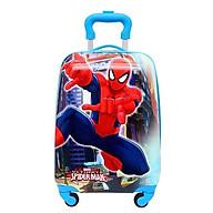 Vali trẻ em bé trai hình siêu nhân nhện thumbnail